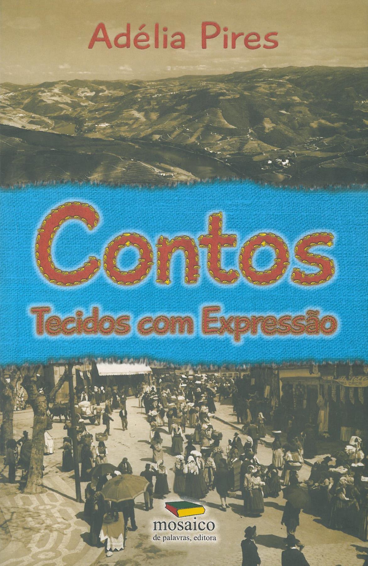 CONTOS TECIDOS COM EXPRESSÃO